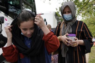 شاهد| طالبات في المدارس الأفغانية بعد سيطرة طالبان