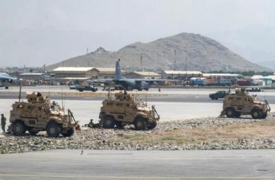 ما حجم الأسلحة التي كسبتها حركة طالبان؟