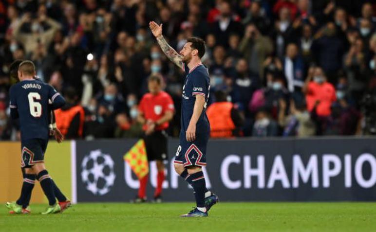 باريس سان جيرمان ينتصر على السيتي وريال مدريد يتعرض لهزيمة تاريخية (شاهد)
