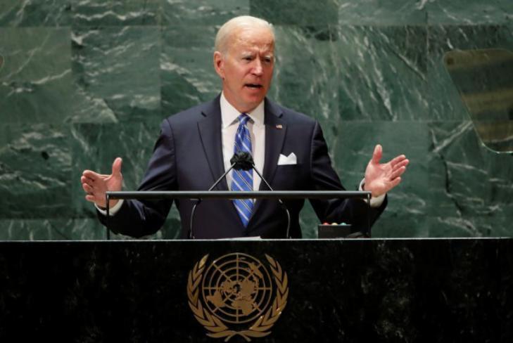 بايدن: الطريق لا زال طويلا أمام حل النزاع الإسرائيلي الفلسطيني