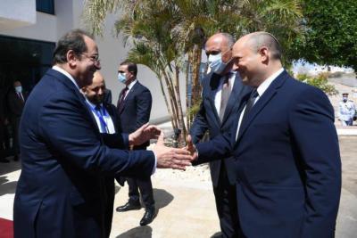 معهد: زيادة 33% في التبادل التجاري بين القاهرة وتل أبيب خلال العام الماضي