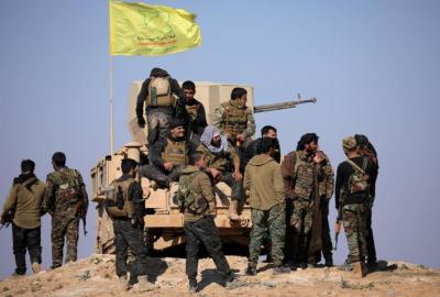 """في ظل أحداث أفغانستان.. واشنطن تقدم وعودا إلى """"قوات سوريا الديمقراطية"""""""