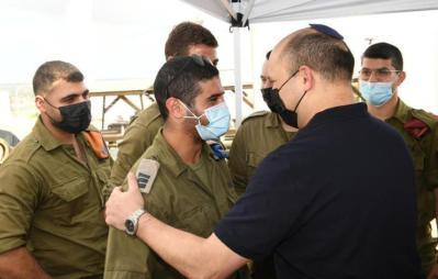 بينيت: ملتزم شخصيا بإعادة الجنود والمدنيين الأسرى في غزة