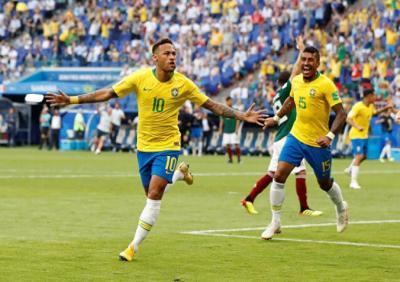 البرازيل تواجه بيرو في مهمة تعزيز صدارة مجموعة تصفيات كأس العالم