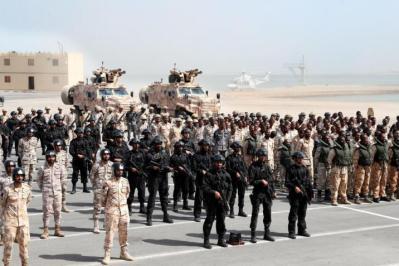 موقع فرنسي: قطر تستعين بالخبرات الروسية في تدريب قواتها الخاصة استعدادا للمونديال