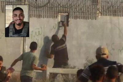 صحيفة عبرية تُثير عدة تساؤلات حول مقتل جندي إسرائيلي على حدود غزة