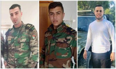 شاهد.. 5 شهداء باشتباكات مسلحة مع جيش الاحتلال قرب القدس وجنين