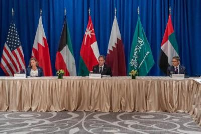 ناقشنا ملفات إيران واليمن وأفغانستان.. بلينكن يجتمع بوزراء خارجية الخليج في نيويورك