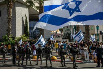 موندويز: مسؤول أمريكي سابق يقول إن إسرائيل ستختفي خلال 20 عاماً