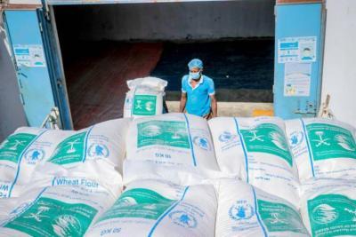 مركز الملك سلمان للإغاثة يقدم الدعم لـ49 دولة خلال 8 أشهر بأكثر من 467 مليون دولار
