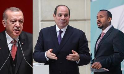 المونيتور: هل ينهار الحوار التركي - المصري مع بيع أنقرة مسيرات إلى إثيوبيا؟