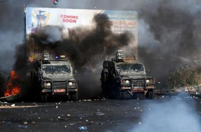 قوات الاحتلال تشن حملة اعتقالات واسعة في مناطق متفرقة من الضفة الغربية