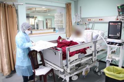 صحة غزة: تسجيل 5 وفيات و314 إصابة جديدة بـ(كورونا) وتعافي 889 حالة