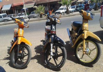 النقل والمواصلات: قدمنا مبادرة لإعفاء الدراجات النارية بجميع أنواعها من الرسوم الجمركية