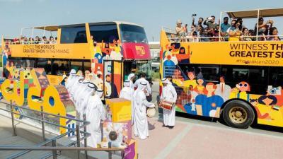 دليل مواصلات إكسبو 2020 دبي للمشاركة في المعرض