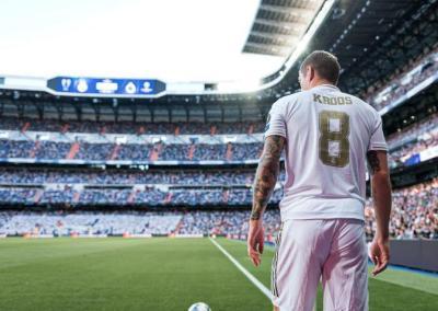 """كروس: ذاهبون لـ """"برشلونة"""" من أجل الفوز"""