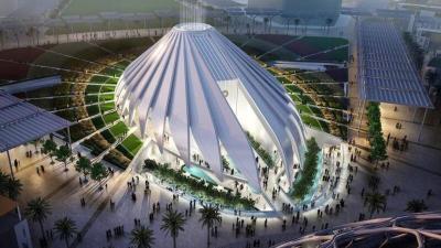 اقتصاد الإمارات يبلغ ذروته في 2022 بدعم إكسبو 2020 دبي