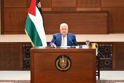 أبو مازن: اجتماعات الفصائل تمهيد لحوار وطني شامل.. وهذا ما طالبت به الإدارة الأمريكية