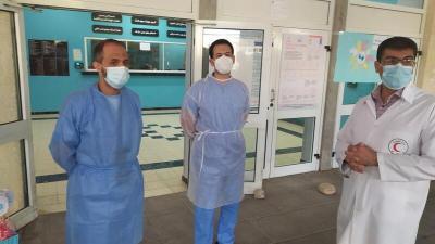 6 وفيات و370 إصابة جديدة بـ (كورونا) و987 حالة تعاف في فلسطين