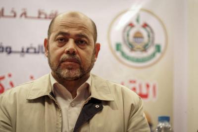 أبو مرزوق: لا اختراق حقيقي بملف التهدئة وتلقينا وعوداً مصرية بتسريع عملية إعادة إعمار غزة