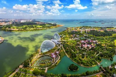 اختيار سنغافورة أفضل ميناء في العالم