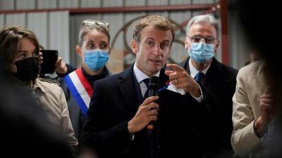 الرئيس الفرنسي: آمل أن تتحسن الأمور مع الجزائر