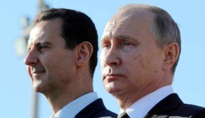 ستراتفور: روسيا تلوي ذراع الأسد بهدوء ومتشددو النظام غاضبون.. ما السبب؟