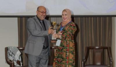 فلسطين تحصد وسام صناع التغيير البلاتيني العالمي