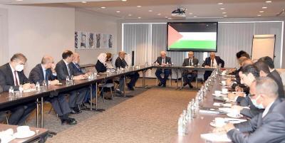 اشتية: أبو مازن مُصِر على عقد الانتخابات في كافة الأراضي الفلسطينية