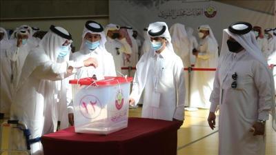 بدء التصويت في انتخابات أول مجلس تشريعي في قطر