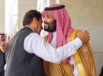 رئيس الوزراء الباكستاني يزور السعودية الأسبوع المقبل بدعوة من بن سلمان