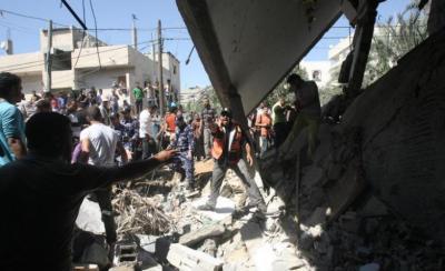 """""""بتسيلم"""" يوثق روايات عائلات شطبها العدوان الإسرائيلي على غزة من سجل السكان"""