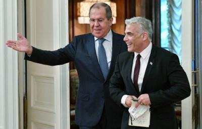 """روسيا: مصالح إسرائيل الأمنية بحل مشاكل الشرق الأوسط """"نقطة مبدئية"""""""