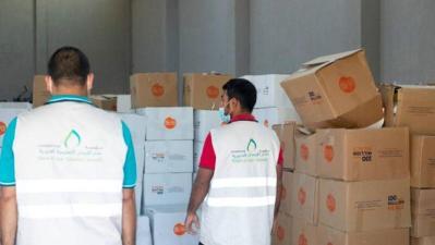 """1000 أسرة تستفيد من مساعدات """"منار الإيمان"""""""