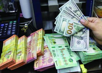 ارتفاع سعر صرف الدولار مقابل الشيكل اليوم الأحد