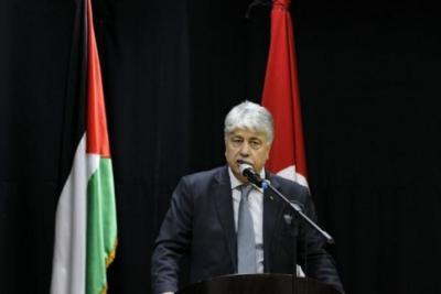 مجدلاني: مقبلون على مرحلة سياسية جديدة وسنحاور حركة حماس إن أمكن