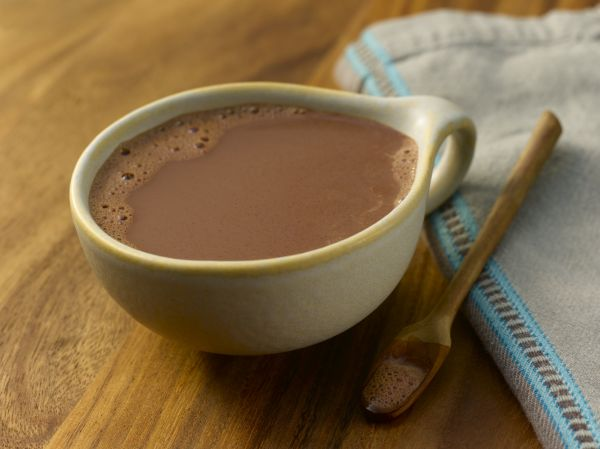 Dagoba chai drinking chocolate