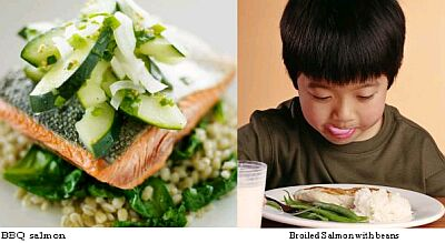salmon for adults and children 7