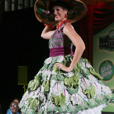 Slimming salad dress