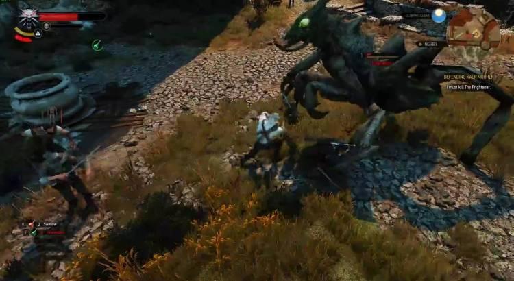 Un mod permet de jouer le prologue de The Witcher 1 dans The Witcher