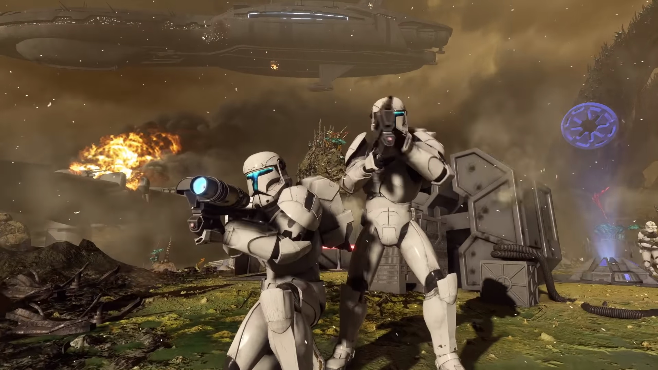 Star Wars Battlefront Ii Guide Star Wars Battlefront 2 Quelle Est La Meilleure Arme