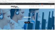 dataphone connect website designed by alwaysinspired