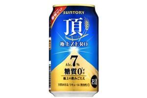 サントリービール「頂〈極上ZERO〉」