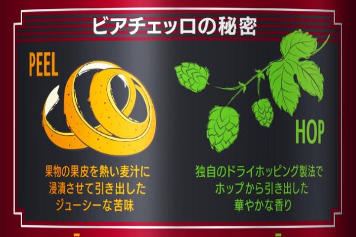 サッポロビール「Innovative Brewer ビアチェッロ」