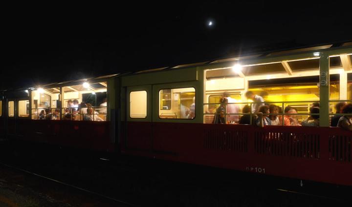 SATOYAMAトロッコ「涼風ビール列車」