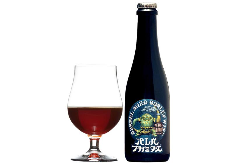 ヤッホーブルーイング、木樽熟成ビールの新製品「バレルフカミダス B-47」を発売