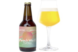Far Yeast Brewing「Far Yeast Peach Weiß」