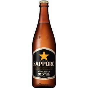サッポロビール「サッポロ生ビール黒ラベル」