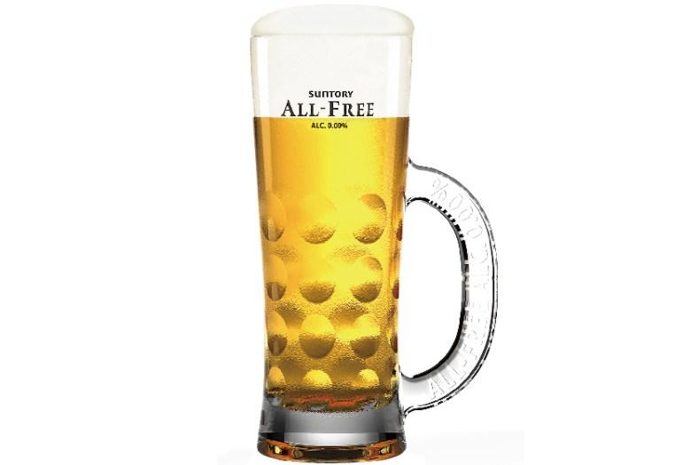 サントリービール「オールフリー樽詰」