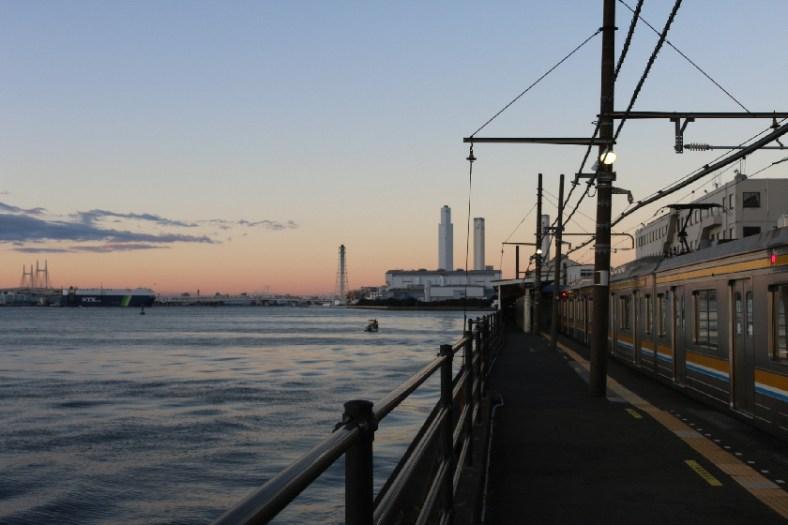 「Beer Festival at 鶴見線~海とビールと電車の物語~」